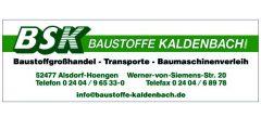 Baustoffe kaldenbach