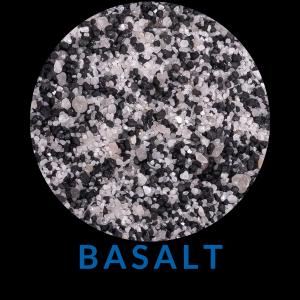 Sandfarben V basalt