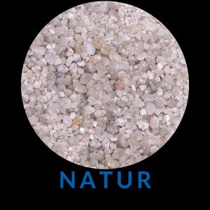 Sandfarben V natur