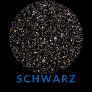 Sandfarben schwarz